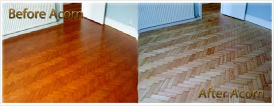 Services Acorn Floor Sanding
