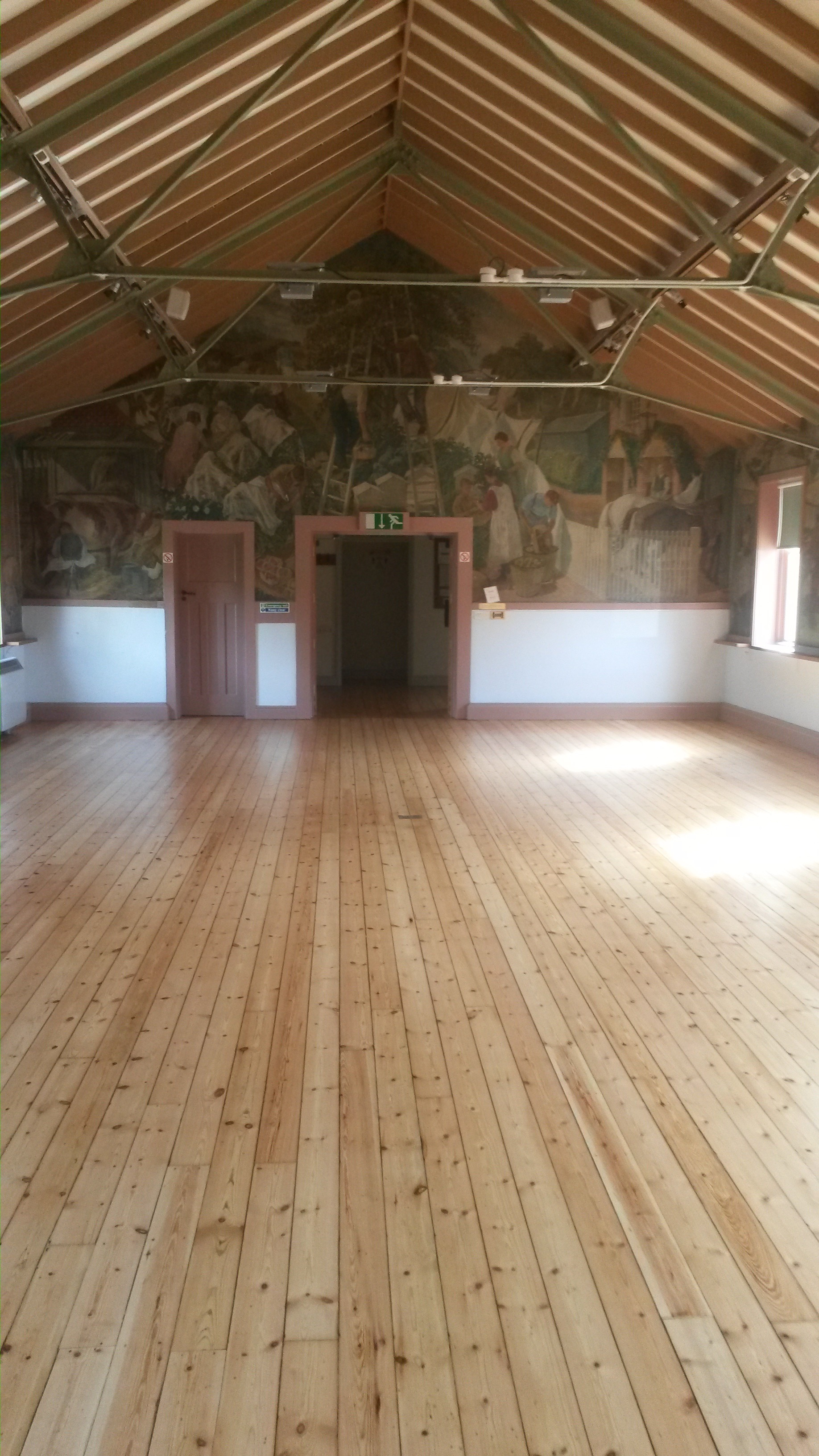 "Acorn Floor Sanding - Example of our Commercial Work - Thistle ""The Parc Hotel"""